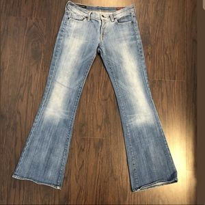 Citizens of Humanity Jeans Flare Strech Size 28
